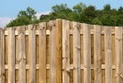 Austinville Back yard fencing 21