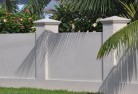 Austinville Barrier wall fencing 1