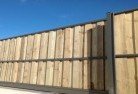 Austinville Lap and cap timber fencing 1