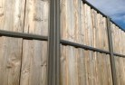 Austinville Lap and cap timber fencing 2