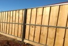 Austinville Lap and cap timber fencing 4
