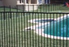 Austinville Pool fencing 2