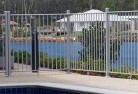 Austinville Pool fencing 7