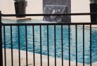 Austinville Pool fencing 9