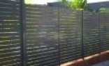 Farm Gates Slat fencing