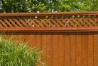 Austinville Timber fencing 14