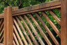 Austinville Timber fencing 7