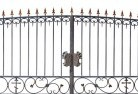 Austinville Wrought iron fencing 10