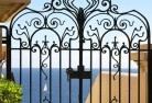 Austinville Wrought iron fencing 13