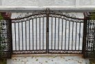 Austinville Wrought iron fencing 14
