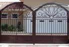 Austinville Wrought iron fencing 2