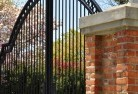 Austinville Wrought iron fencing 7
